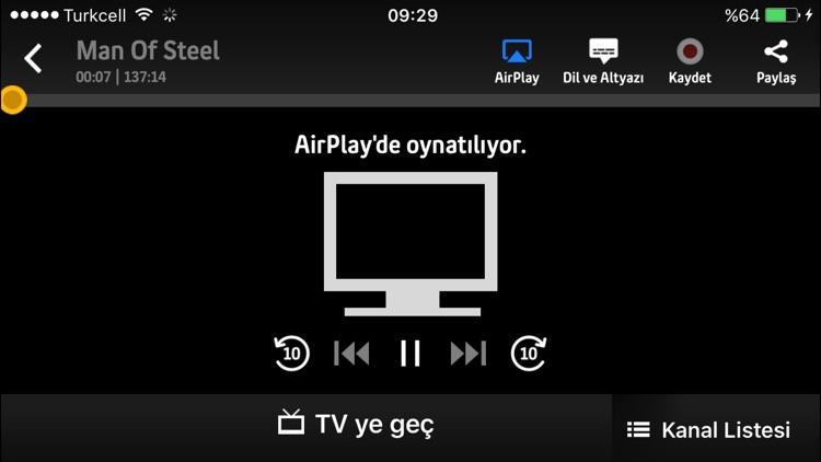 Turkcell TV+ screenshot-3