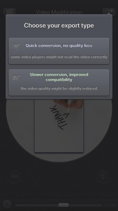 Video Rotate Flip review screenshots