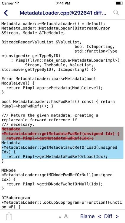 SVN Repo Browser Pro screenshot-4