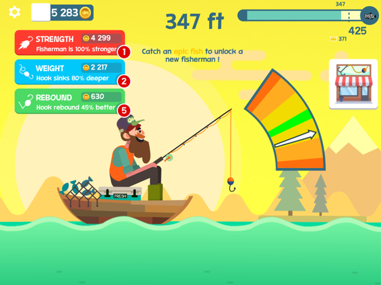Fish Orbit screenshot 8