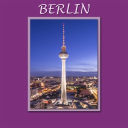 Berlin Offline Map Travel Guide