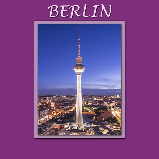 Berlin Offline Map Travel Guide
