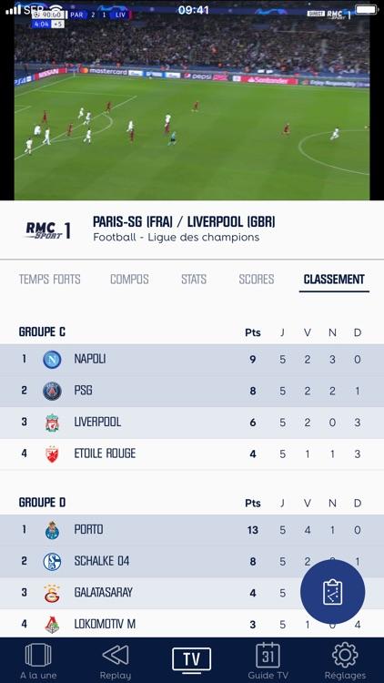 RMC Sport screenshot-4