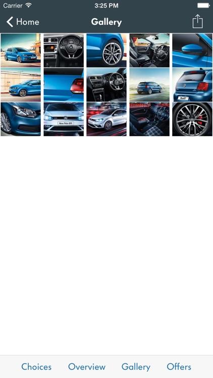 Volkswagen UK Car Configurator screenshot-4