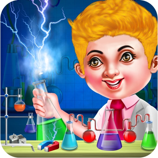 Science Experiments Trick Lab iOS App