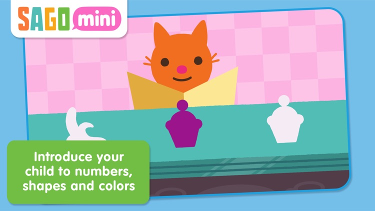 Sago Mini Pet Cafe screenshot-3