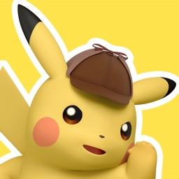 Detective Pikachu Sticker Pack