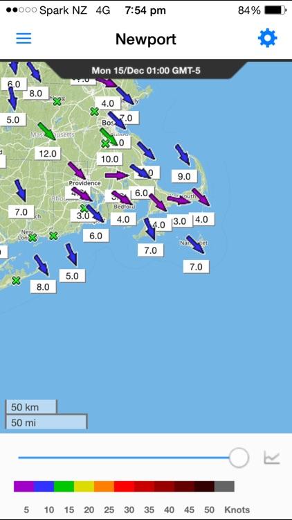 PredictWind — Marine Forecasts screenshot-4