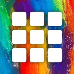 Grid Photo Split for Instagram