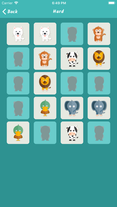 Find the Pair - Game for Kids screenshot three