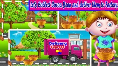 Kids Chocolate Factory : Choco Bars Chef 1