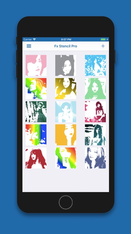 Fx Stencil Pro screenshot-3