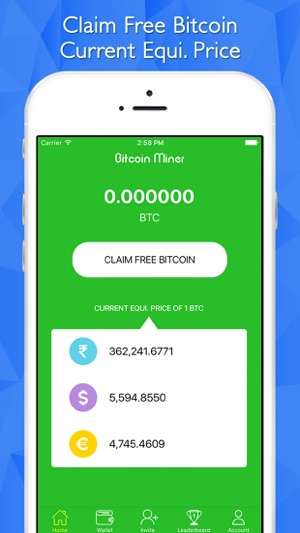 Bitcoin Mining Software Ios