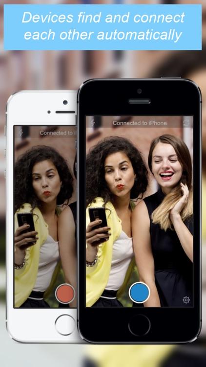 SelfieTime - take hd selfies screenshot-3