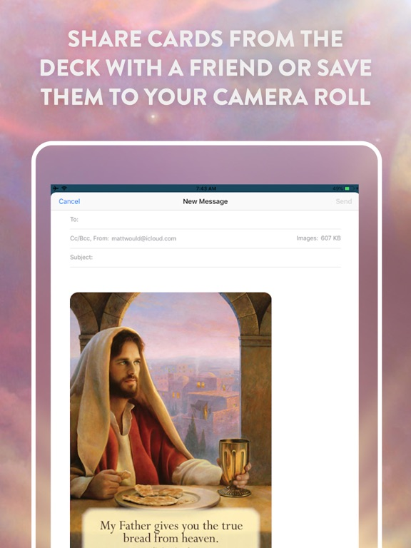 Loving Words from Jesus screenshot 9