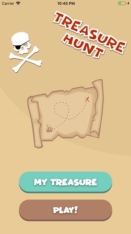 Treasure Hunt - Scavenger Hunt screenshot-0