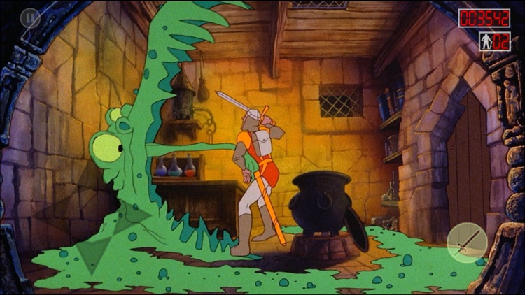 Dragon's Lair 30th Anniversary screenshot-3