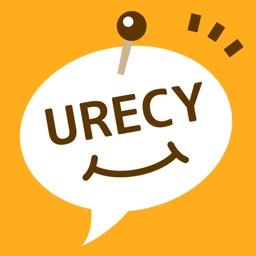 urecy スケジュールとメモの共有アプリ
