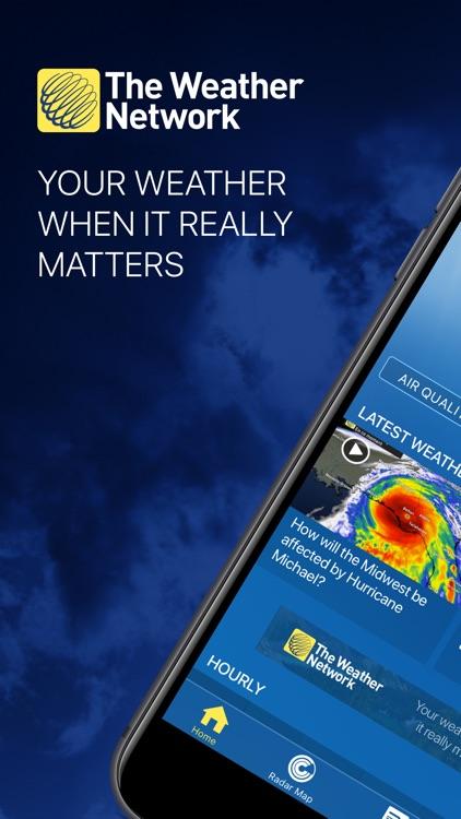 The Weather Network screenshot-0