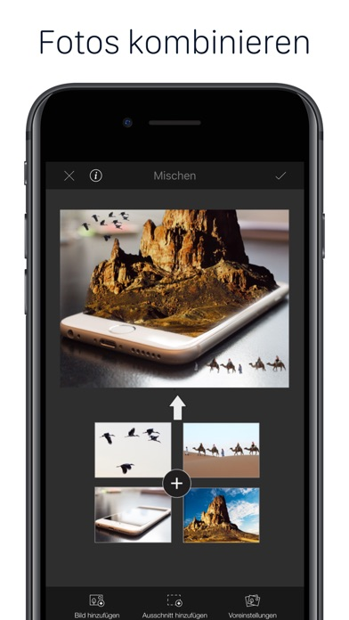Screenshot for LightX Express in Germany App Store