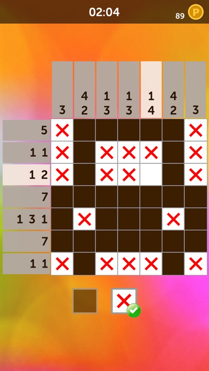 Picture Cross - Logic Puzzles