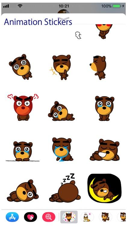 Beb Animation 5 Stickers