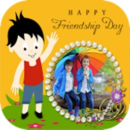 Friendship Frame & photo maker
