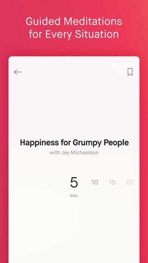 10 happier meditation on the app store fandeluxe Images