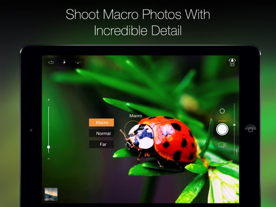 Screenshots for Camera Plus: Frame The Moments