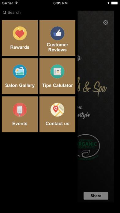 Herbal Nails & Spa screenshot two