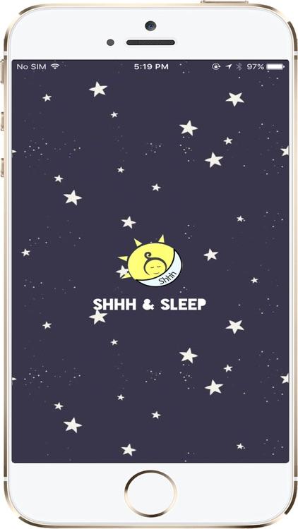 Shhh & Sleep