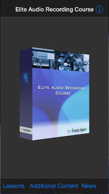 Elite Audio Recording Course