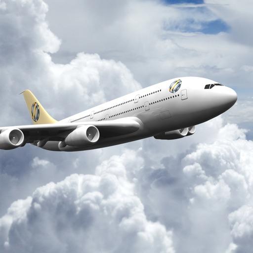 Полеты на самолете по миру