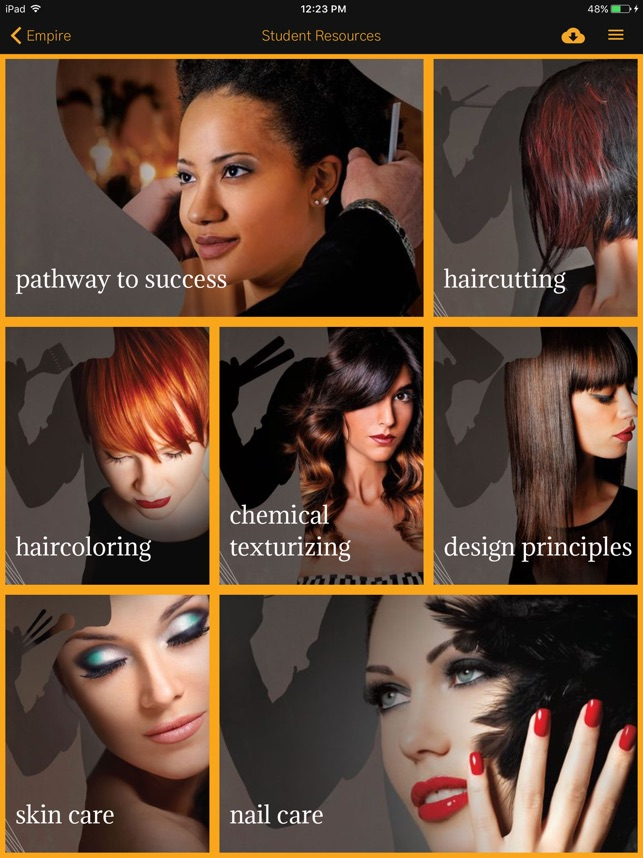 Empire Beauty School on the App Store