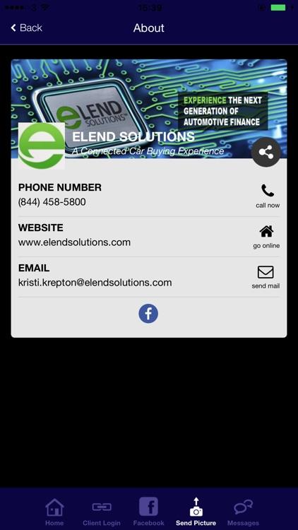 eLEND Solutions screenshot-4