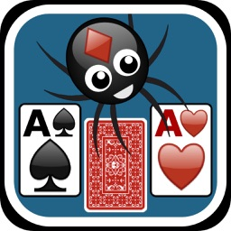 Totally Spider Solitaire - Classic Card Game!