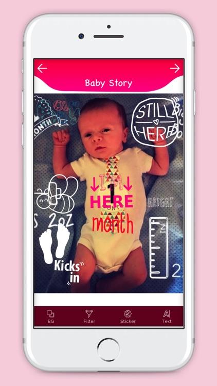 Baby Born Story screenshot-3