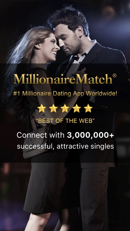 Millionaire Match: Rich Dating