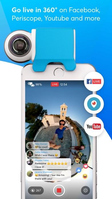 iO 360 screenshot four
