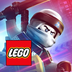 LEGO® NINJAGO®: Ride Ninja on the App Store