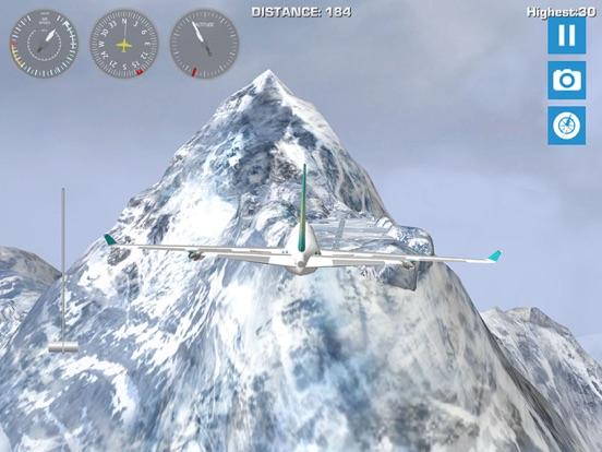 Airplane Mount Everest на iPad