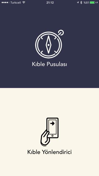 Screenshot for Kıble Yönü in Germany App Store