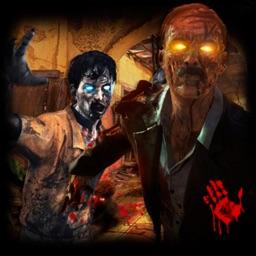 Ghost Sniper Killer Zombie