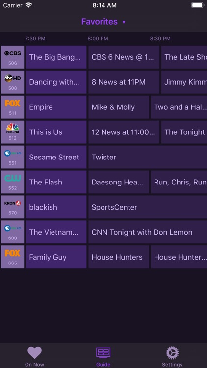 Channels ‒ Live TV screenshot-1