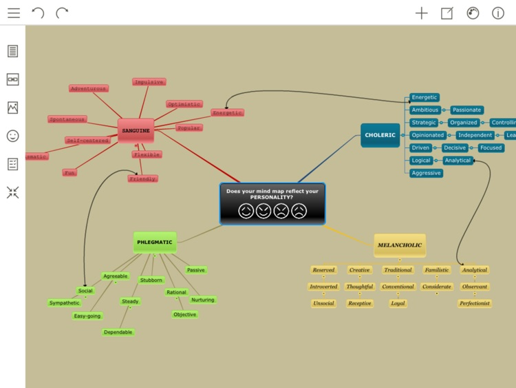 Mindomo (mind mapping) screenshot-4