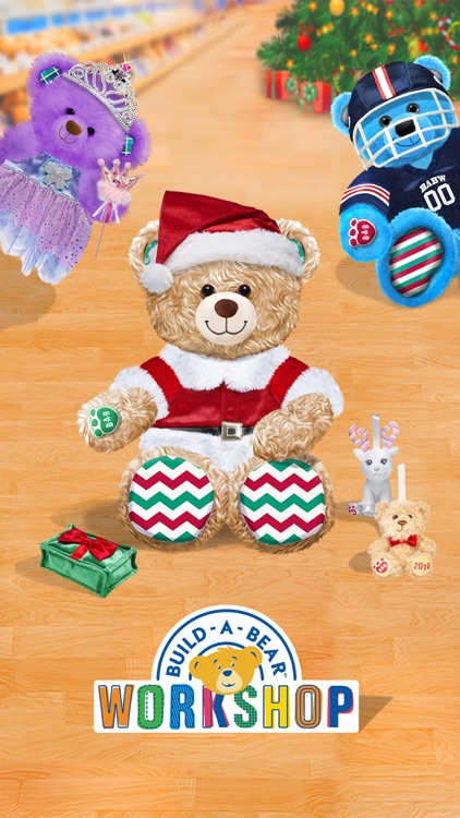 Beary Merry Bear Builder
