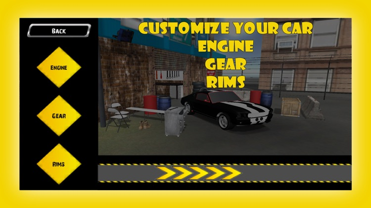 Drag Racer World screenshot-3