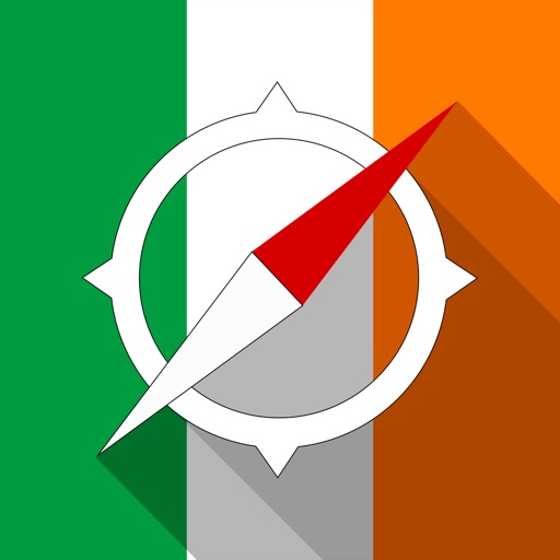 Ireland Offline Navigation