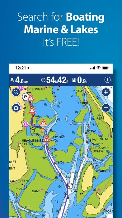 Boating US&Canada Screenshot
