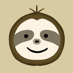 Cute Sloth Emoji Stickers